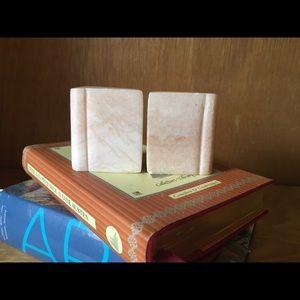 Dining - Book Shaped Salt & Pepper Shakers- VTG never used!